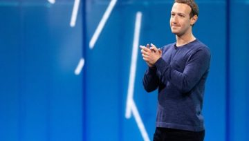 Zuckerberg Podcast yayını yapıyor